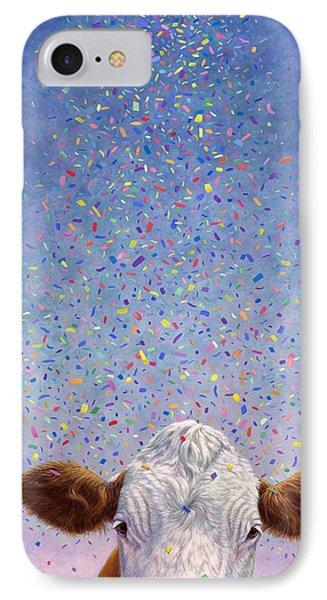 Celebration IPhone Case by James W Johnson