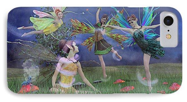 Celebration Of Night Alice And Oz IPhone Case
