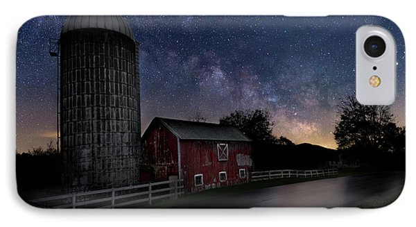 IPhone Case featuring the photograph Celestial Farm by Bill Wakeley