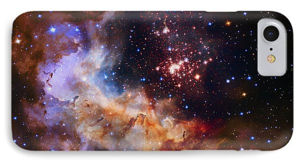 Celestial Fireworks IPhone Case by Mountain Dreams