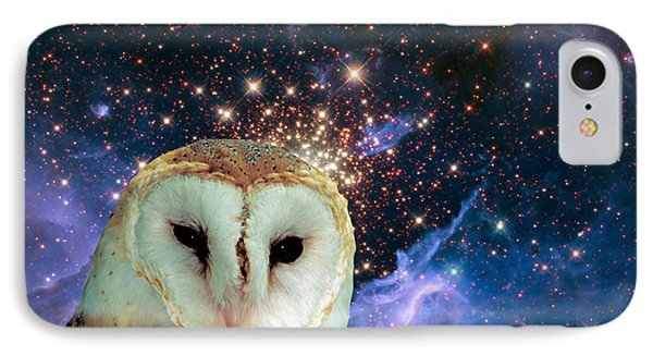 Celestial Nights IPhone Case by Robert Orinski