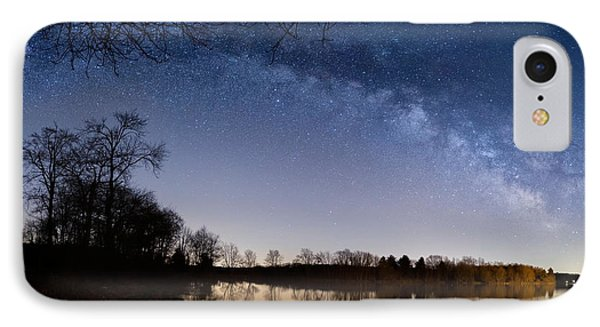 Celestial Sky IPhone Case by Bill Wakeley