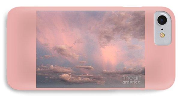 Celestial Sky IPhone Case by Paula Guttilla