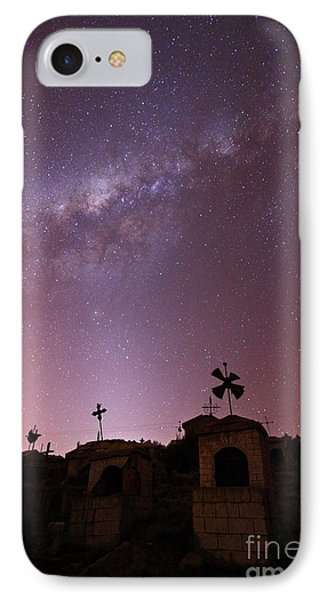 Celestial Spirits IPhone Case by James Brunker