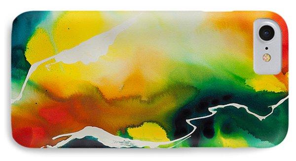 Celestial Traveler No. 2294 IPhone Case by Ilisa Millermoon
