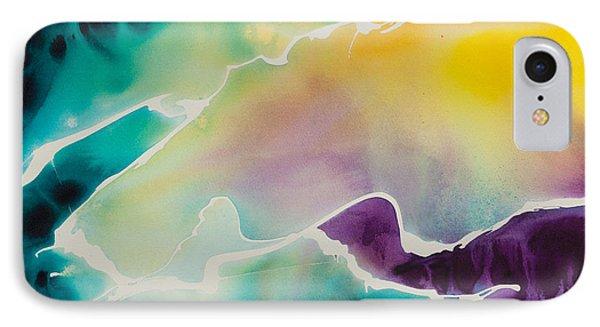 Celestial Traveler No. 2295 IPhone Case by Ilisa Millermoon