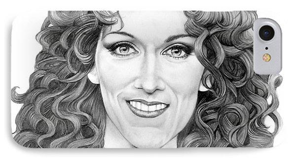 Celine Dion Phone Case by Murphy Elliott