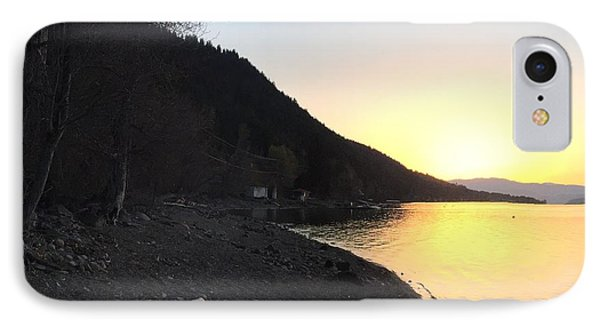 IPhone Case featuring the photograph Celista Sunrise 1 by Victor K