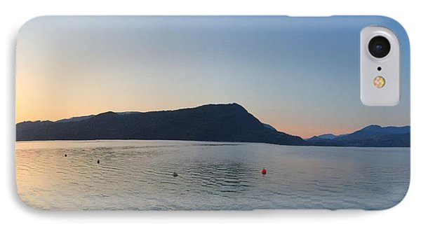 Celista Sunrise 2 IPhone Case by Victor K