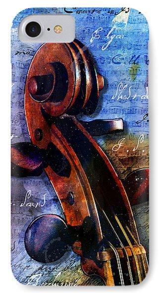 Cello Masters IPhone Case