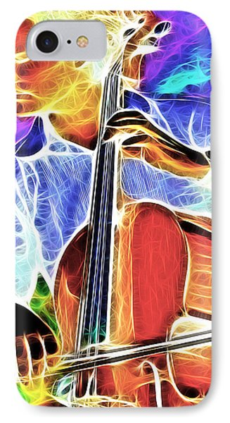 Cello Phone Case by Stephen Younts