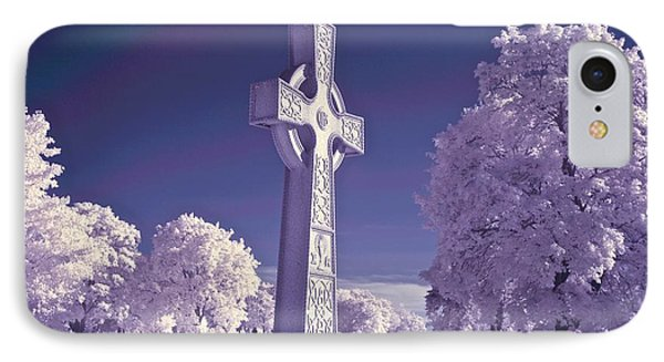 Celtic Cross Phone Case by James Walsh