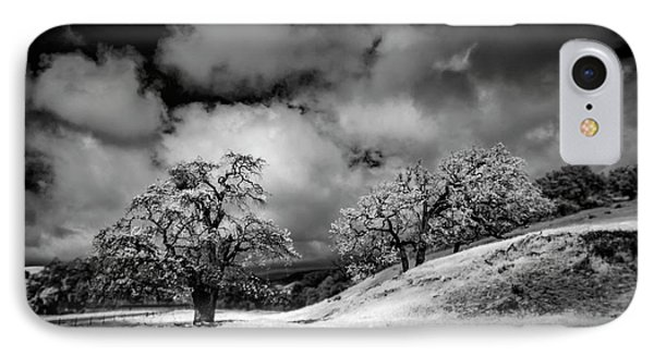 IPhone Case featuring the photograph Central California Ranch by Sean Foster