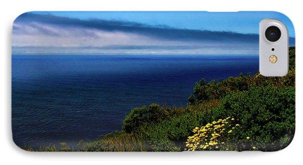 Central Coast Beach 3 IPhone Case by Joseph Hollingsworth