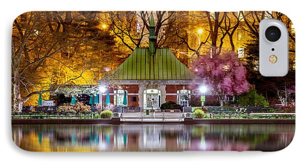 Central Park Memorial IPhone Case by Az Jackson