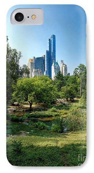 Central Park Ny IPhone Case