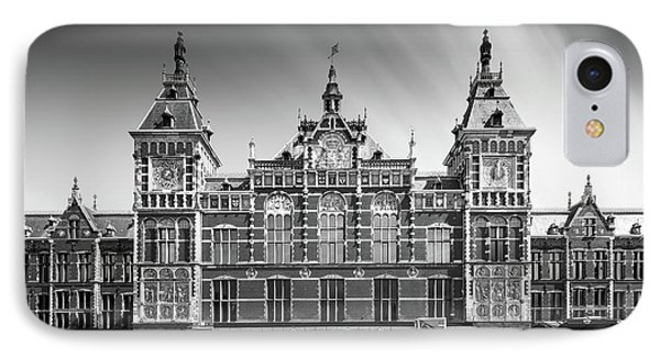 Central Station IPhone Case by Ivo Kerssemakers