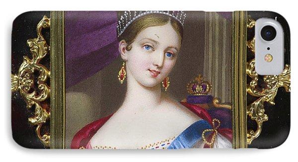 century Queen Victoria IPhone Case