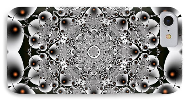 Ceramica - Fractal Art IPhone Case