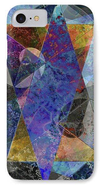 C'est La Vie IPhone Case by Kenneth Armand Johnson