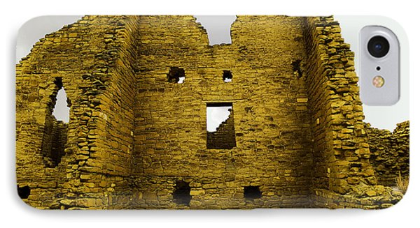 Chaco Canyon Ruins IPhone Case