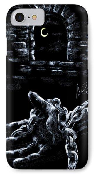 Chains IPhone Case by Alessandro Della Pietra