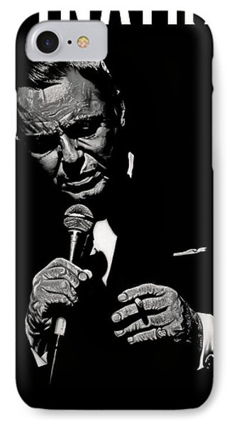Chairman Of The Board IPhone Case by Dan Menta