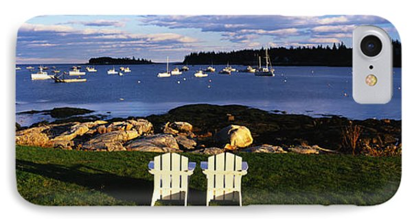 Chairs Lobster Village Me IPhone Case