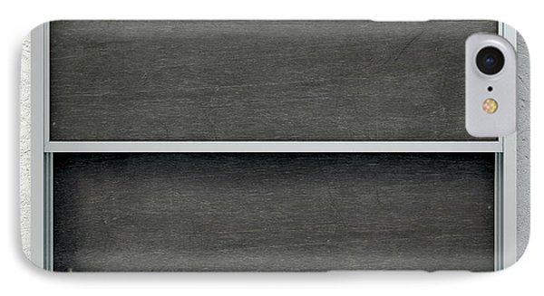 Chalk Board Render IPhone Case