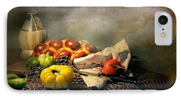 Challah Bread IPhone Case
