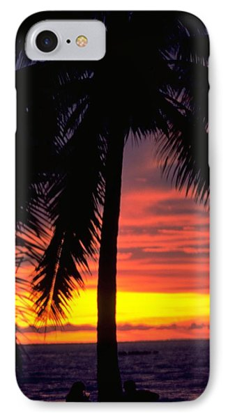 Champagne Sunset IPhone 7 Case
