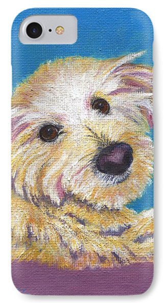 IPhone Case featuring the painting Chance by Jamie Frier