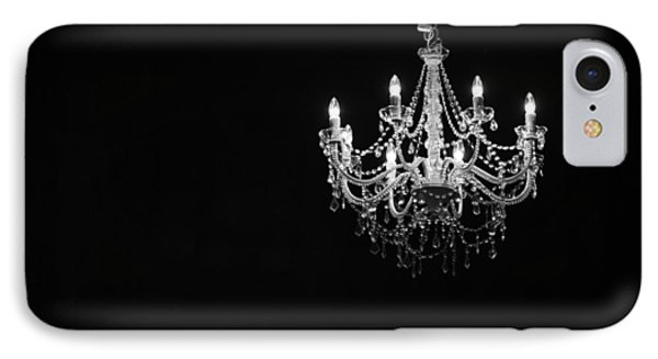 Chandelier  IPhone Case by Ray Congrove