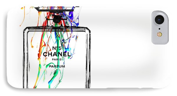 Chanel IPhone Case by Daniel Janda