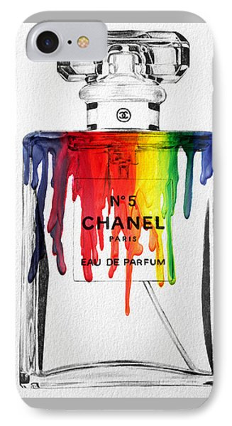 Chanel  IPhone Case by Mark Ashkenazi