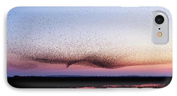 Chaos In Motion - Bird Of Many Birds IPhone 7 Case