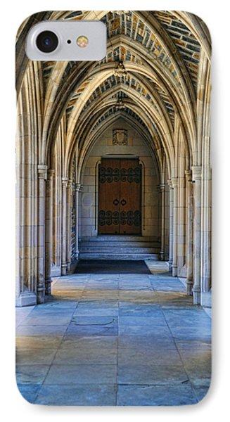 Chapel Arches IPhone Case