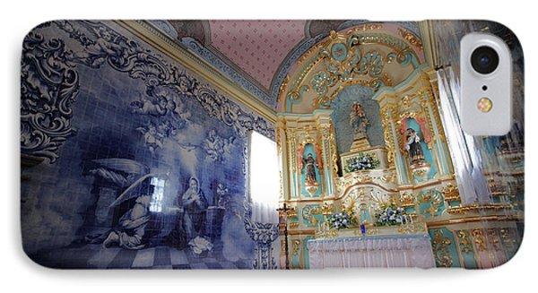 Chapel In Azores Islands Phone Case by Gaspar Avila