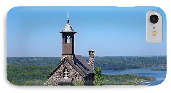 Chapel Of The Ozarks IPhone Case