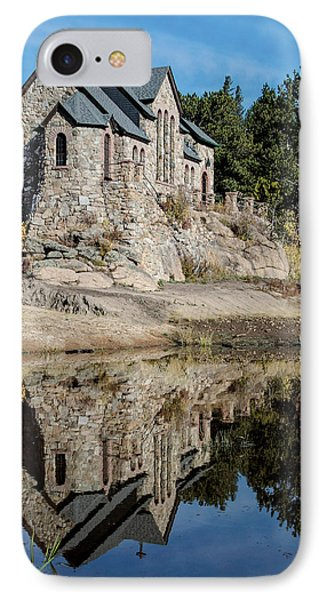 Chapel On The Rock IPhone Case by Dawn Key