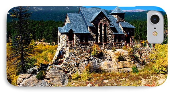 Chapel On The Rock  IPhone Case by James BO  Insogna