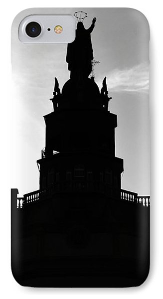 Chapelle Notre Dame De Bon Secours IPhone Case by Robert Knight