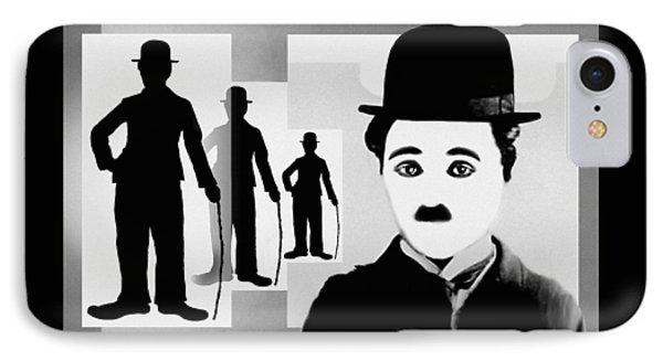 Chaplin, Charlie Chaplin IPhone Case