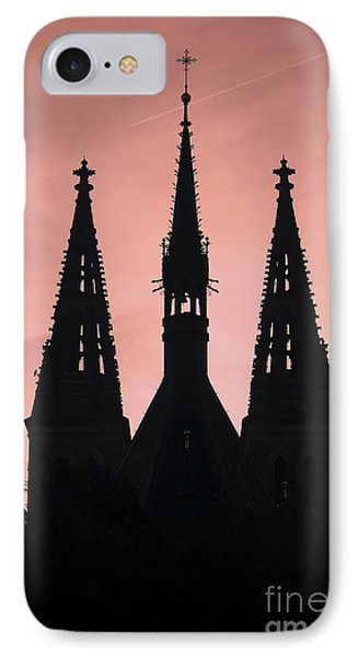 Chapter Church Of St Peter And Paul Phone Case by Michal Boubin