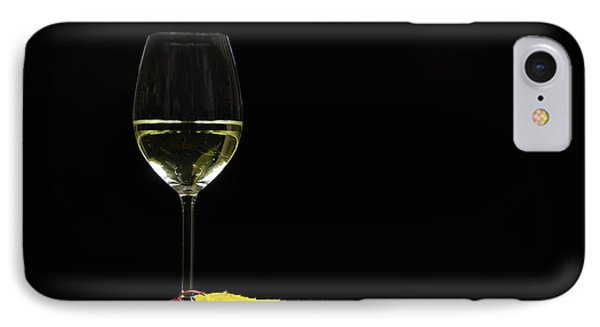 IPhone Case featuring the photograph Chardonnay Time by Kennerth and Birgitta Kullman