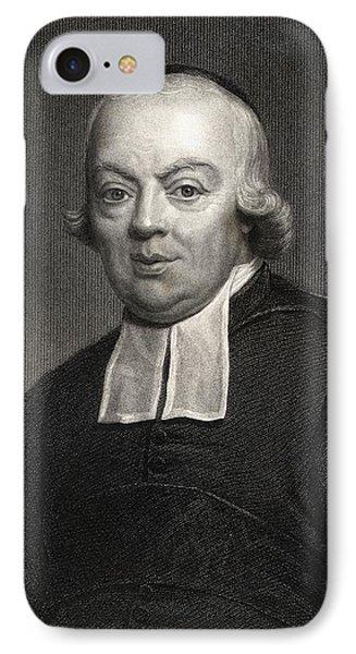 Charles Michel De L Ep E.1712-1789, Abb IPhone Case