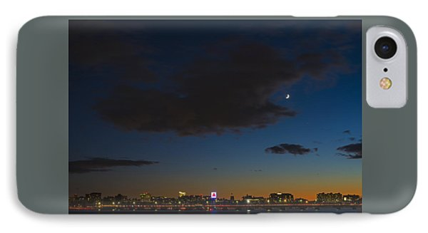 Charles River Sunset Boston Massachusetts IPhone Case by Toby McGuire