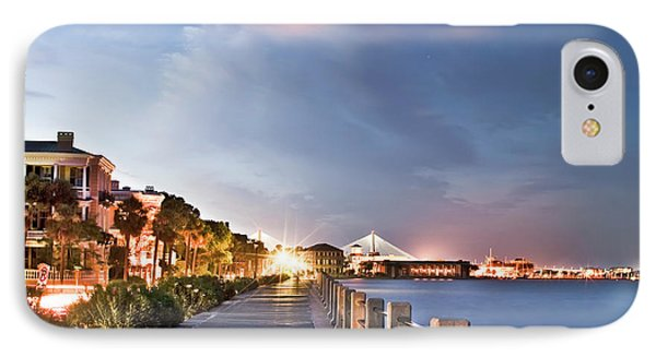 Charleston Battery Photography IPhone Case by Dustin K Ryan