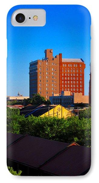 Charleston Buildings IPhone Case