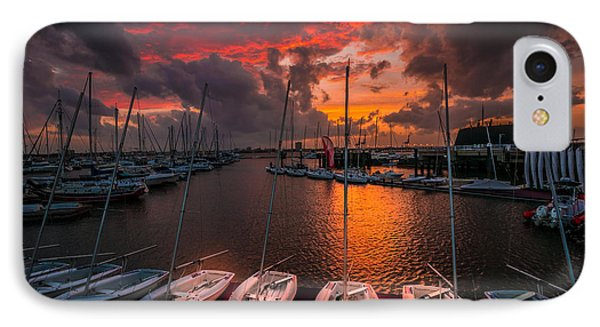 IPhone Case featuring the photograph Charleston Harbor by RC Pics